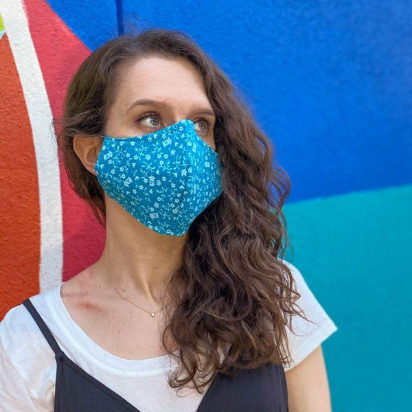 washable cloth face mask